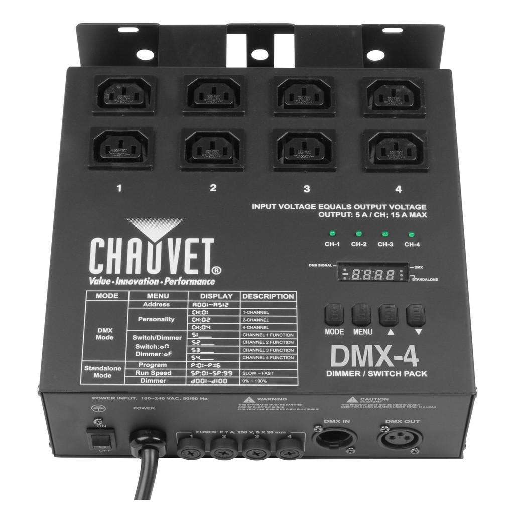Chauvet DJ DMX-4