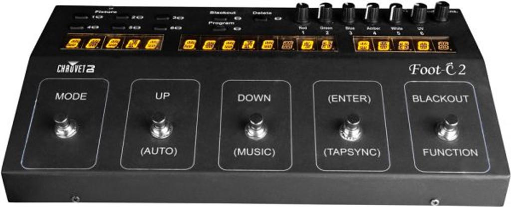 Chauvet DJ Foot-C 2 DMX Controller