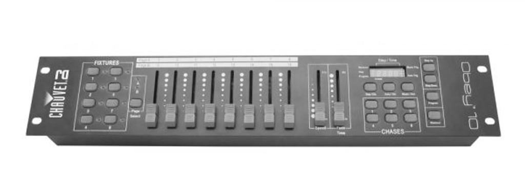 Chauvet DJ Obey 10 DMX Controller