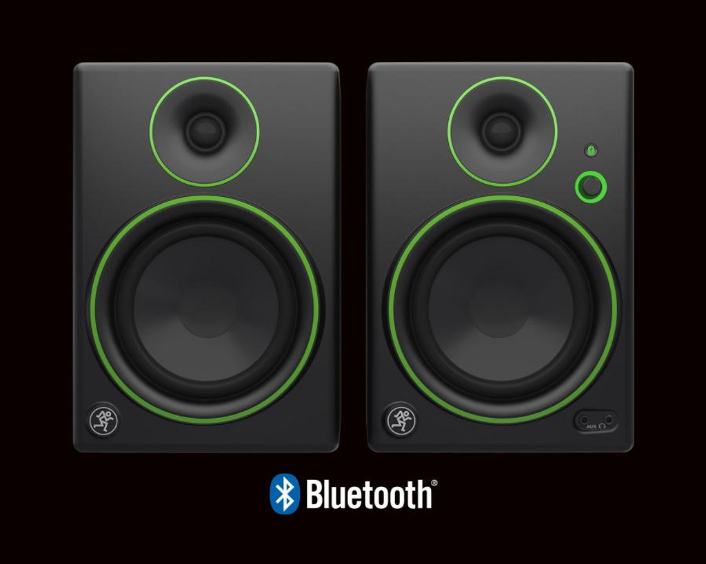 Mackie CR5 5 Bluetooth Monitors CR-5