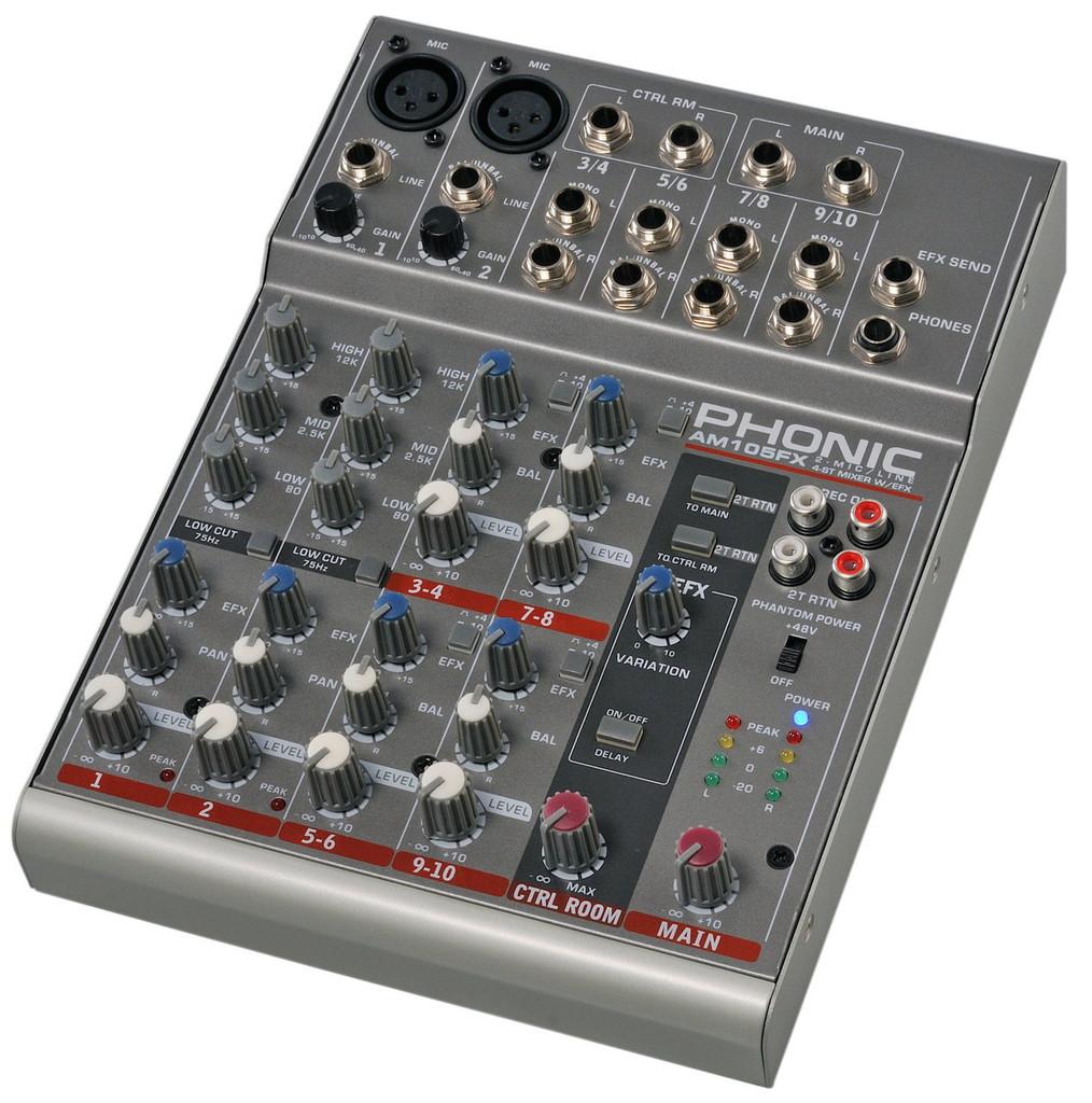 Phonic AM-105FX