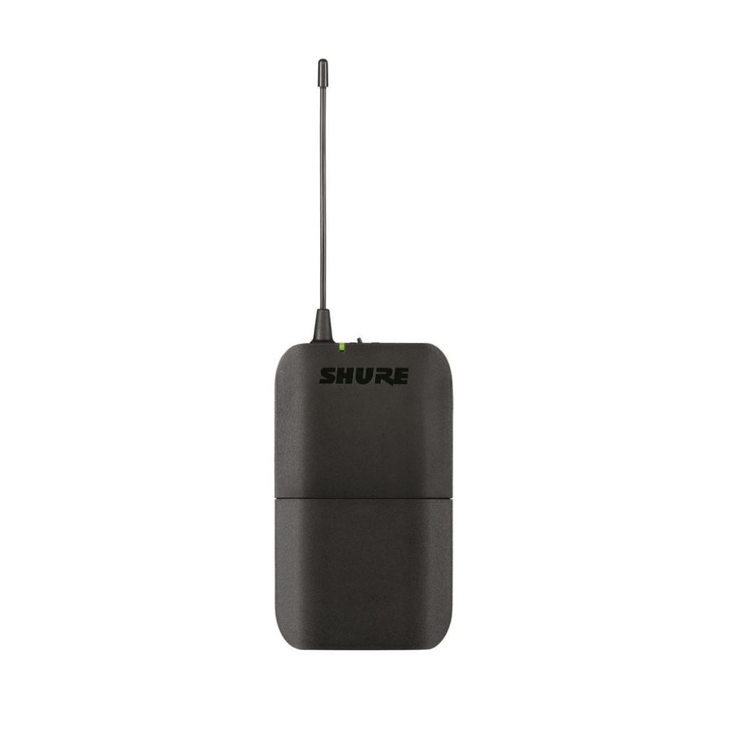 Shure BLX Dual Wireless Microphone System w PGA31 Headset & PG58 Handheld Mics