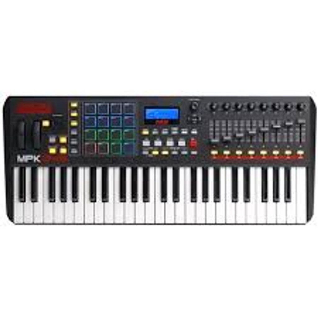 Akai MPK249 Performance USB MIDI Keyboard Controller
