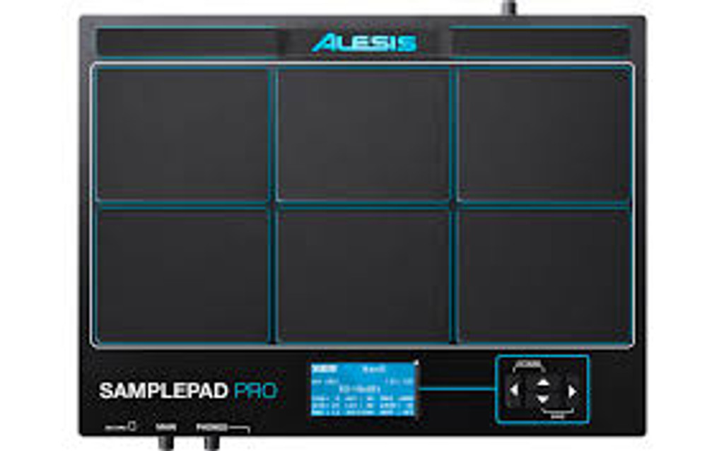 Alesis SamplePad Pro Multi-Pad Percussion Instrument Drum-Kit