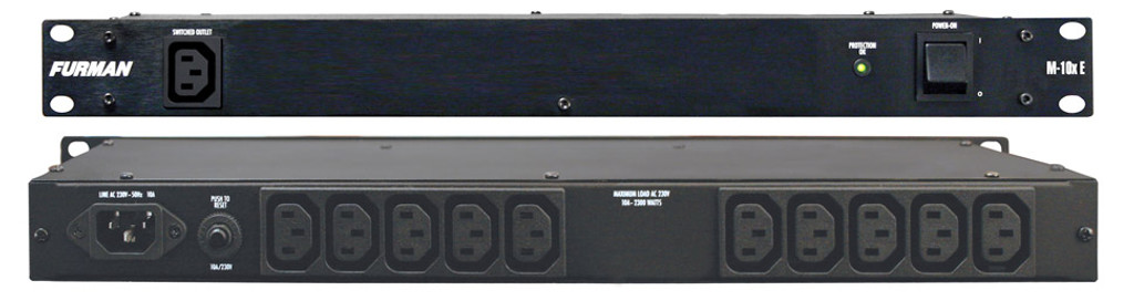 Furman M-10XE Power Conditioner