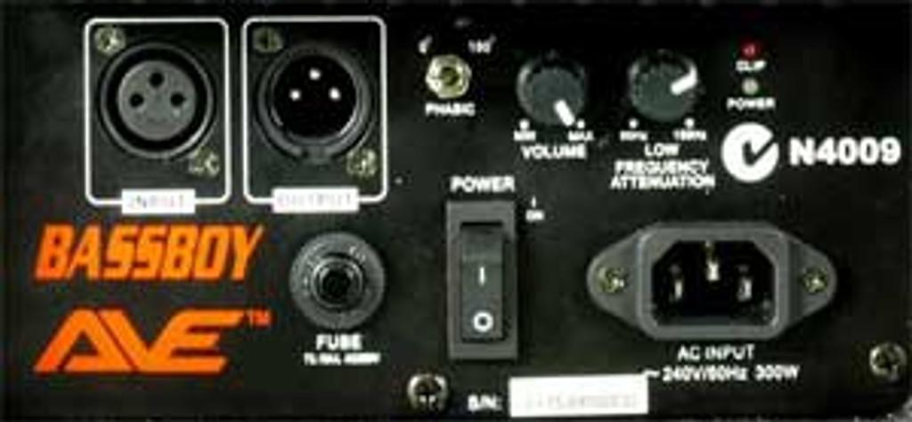 AVE Bassboy 2 15″ Powered Subwoofer 700W
