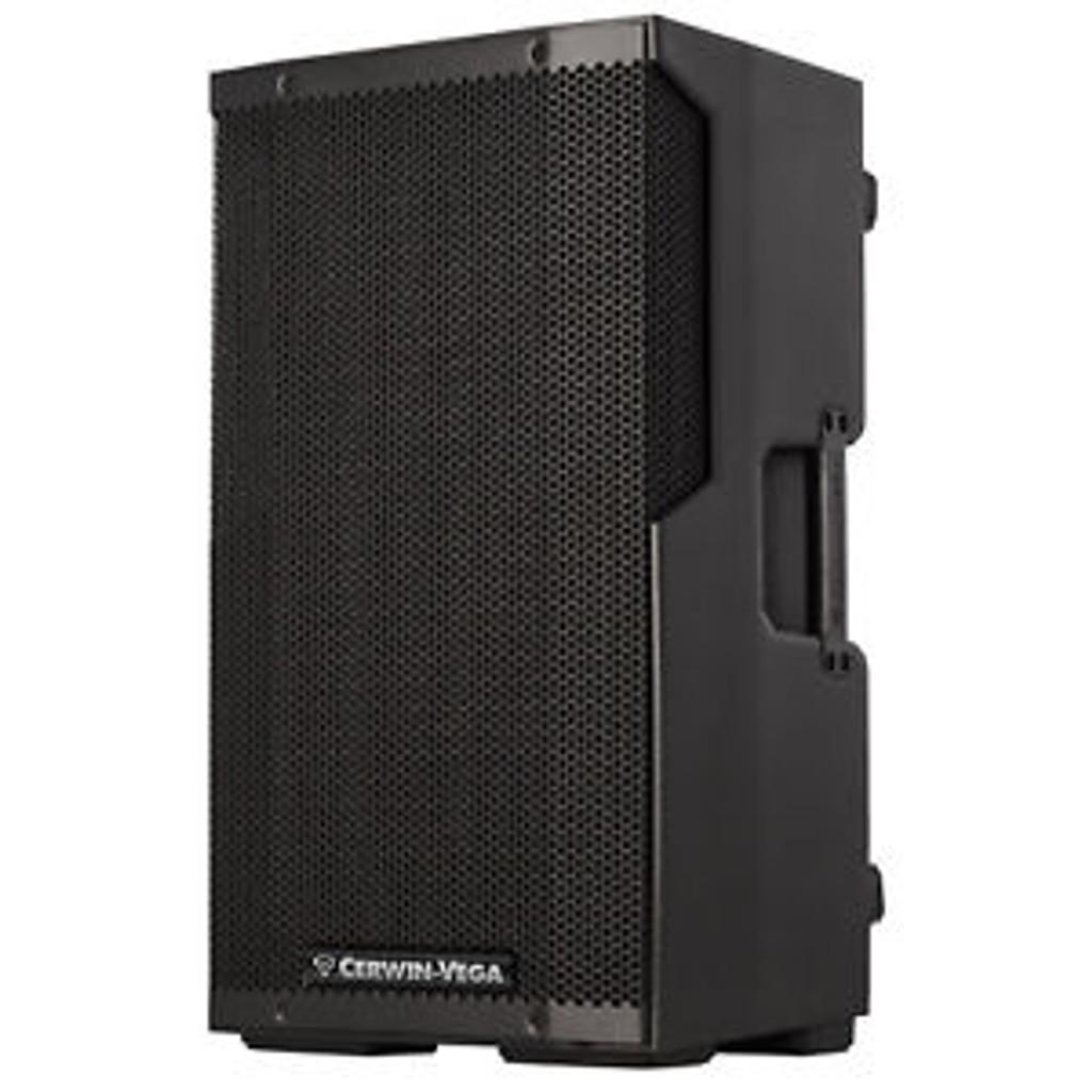 Cerwin Vega CVE-10 powered Loudspeaker 1000 watts