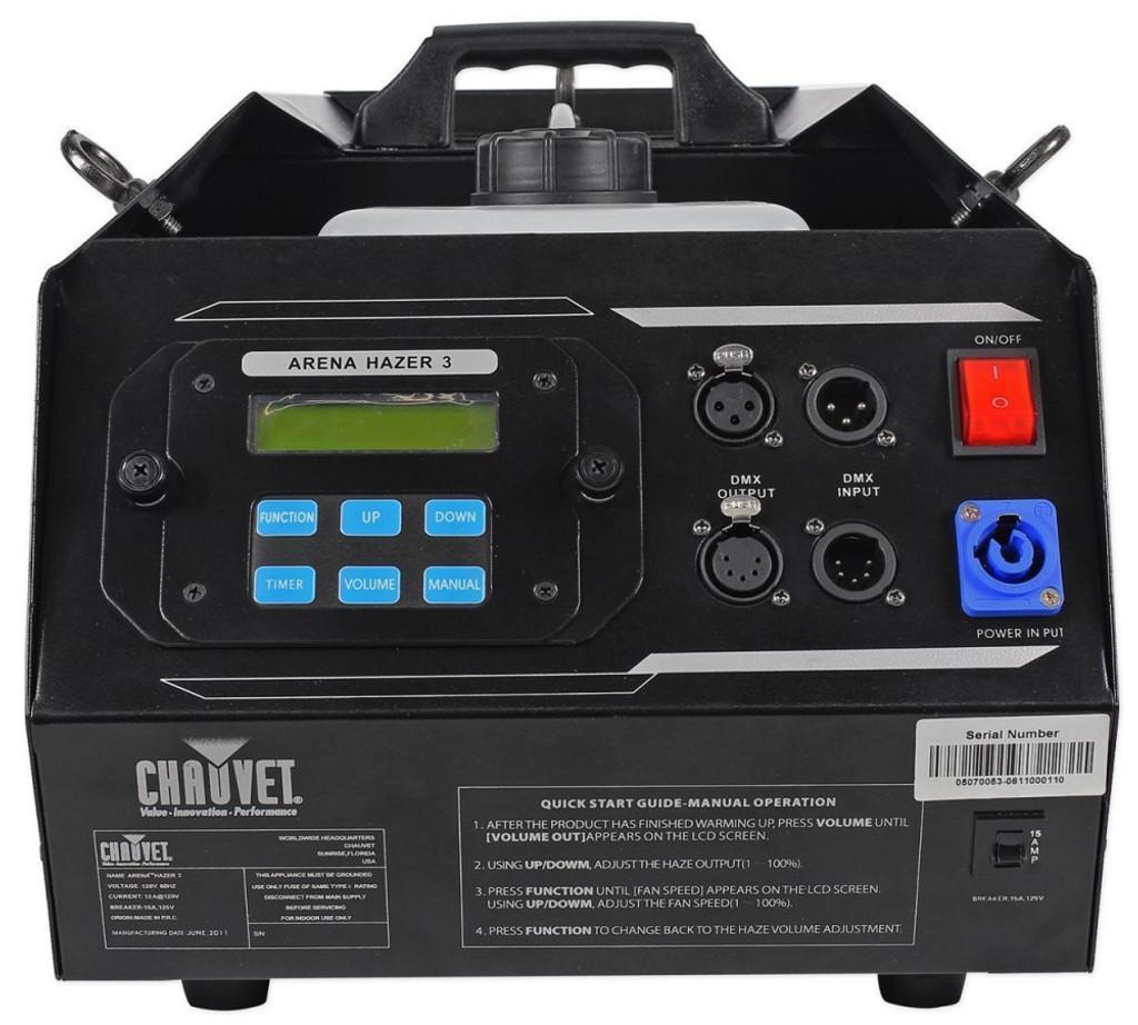 Chauvet DJ Arena Hazer 3