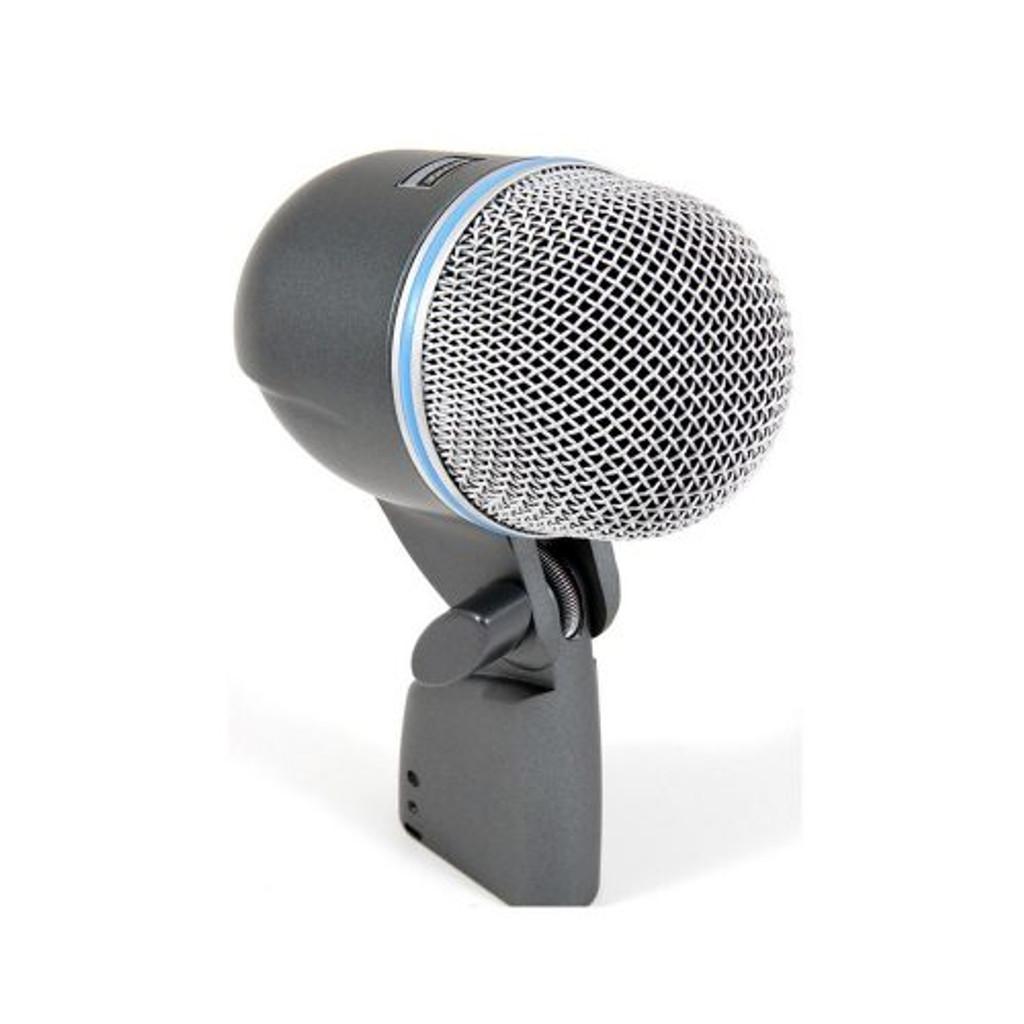 Shure Beta 52A Dynamic Kick Drum Microphone