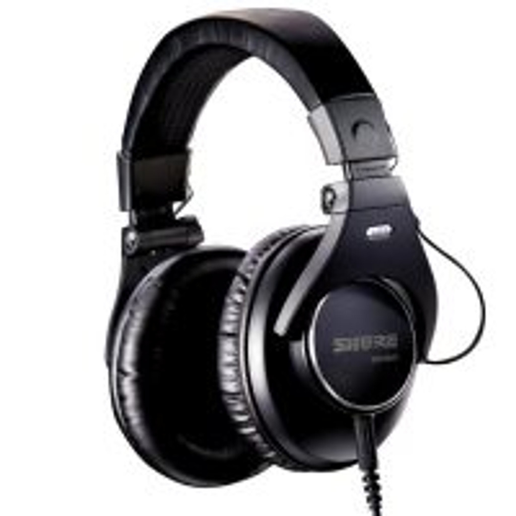Shure SRH840 Studio Headphones