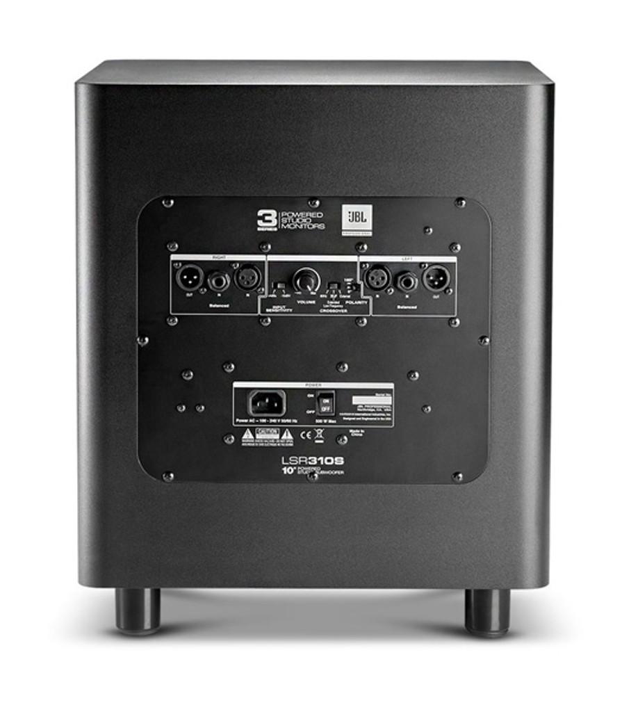 JBL LSR310S Studio Monitor Subwoofer 10 Inch