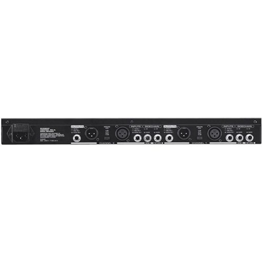 Behringer Composer PRO-XL MDX2600 2-Channel CompressorLimiter
