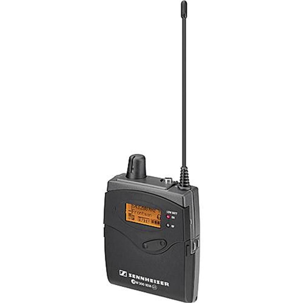 Sennheiser EK 300 IEM G3 Wireless Bodypack Receiver