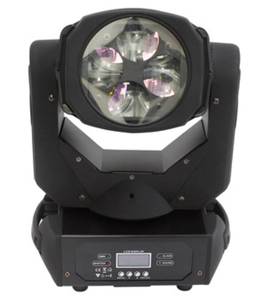 SUPER BEAM 4 LED 25W moving head light beam head moving lighting