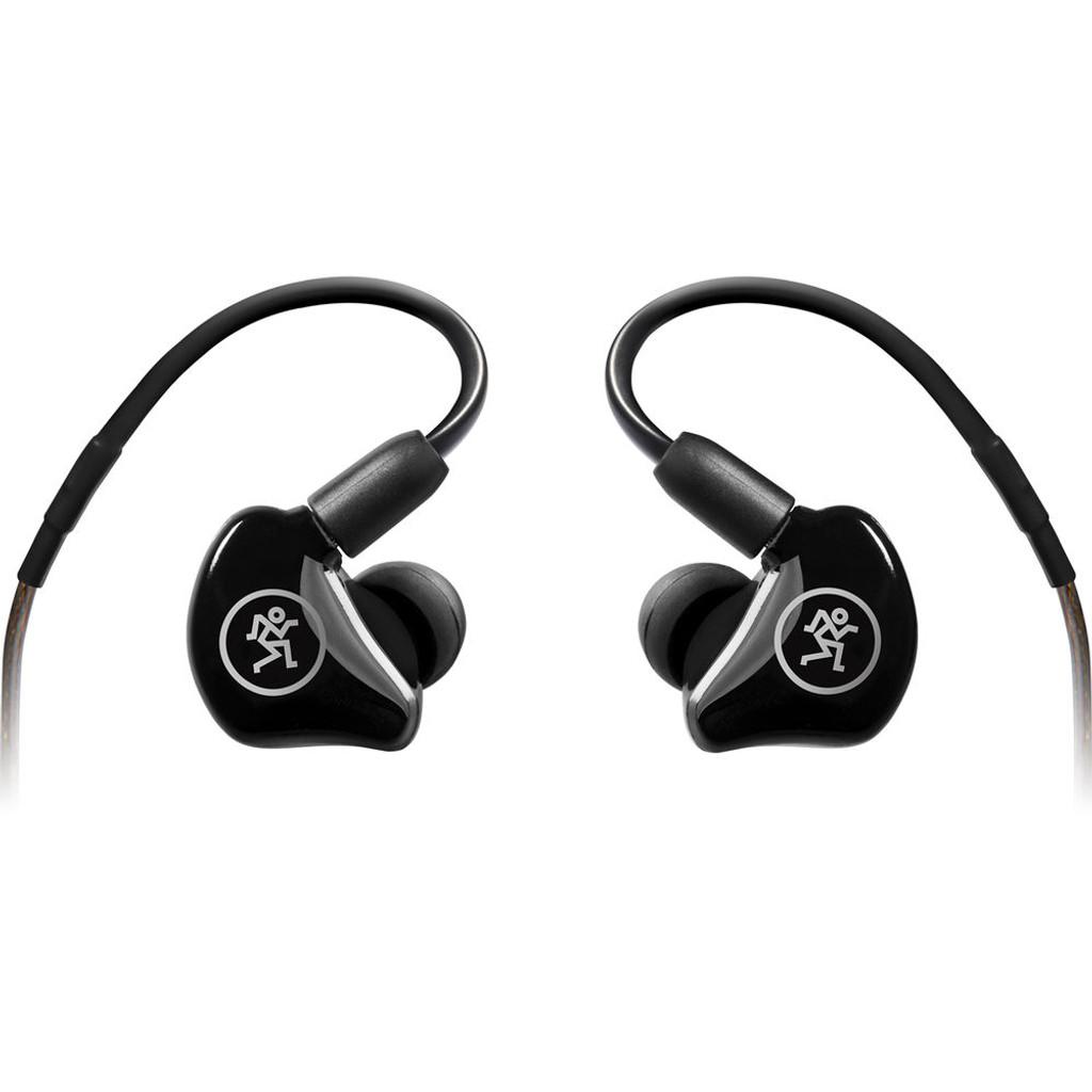 Mackie MP-120 Single Dynamic Driver Pro In-Ear Monitors