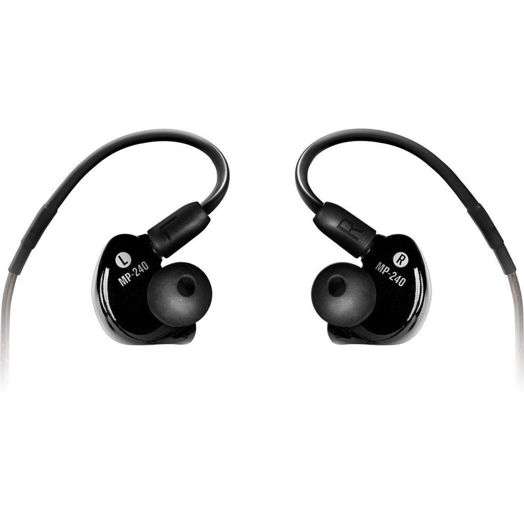 Mackie MP-240 Dual Hybrid Pro In-Ear Monitors