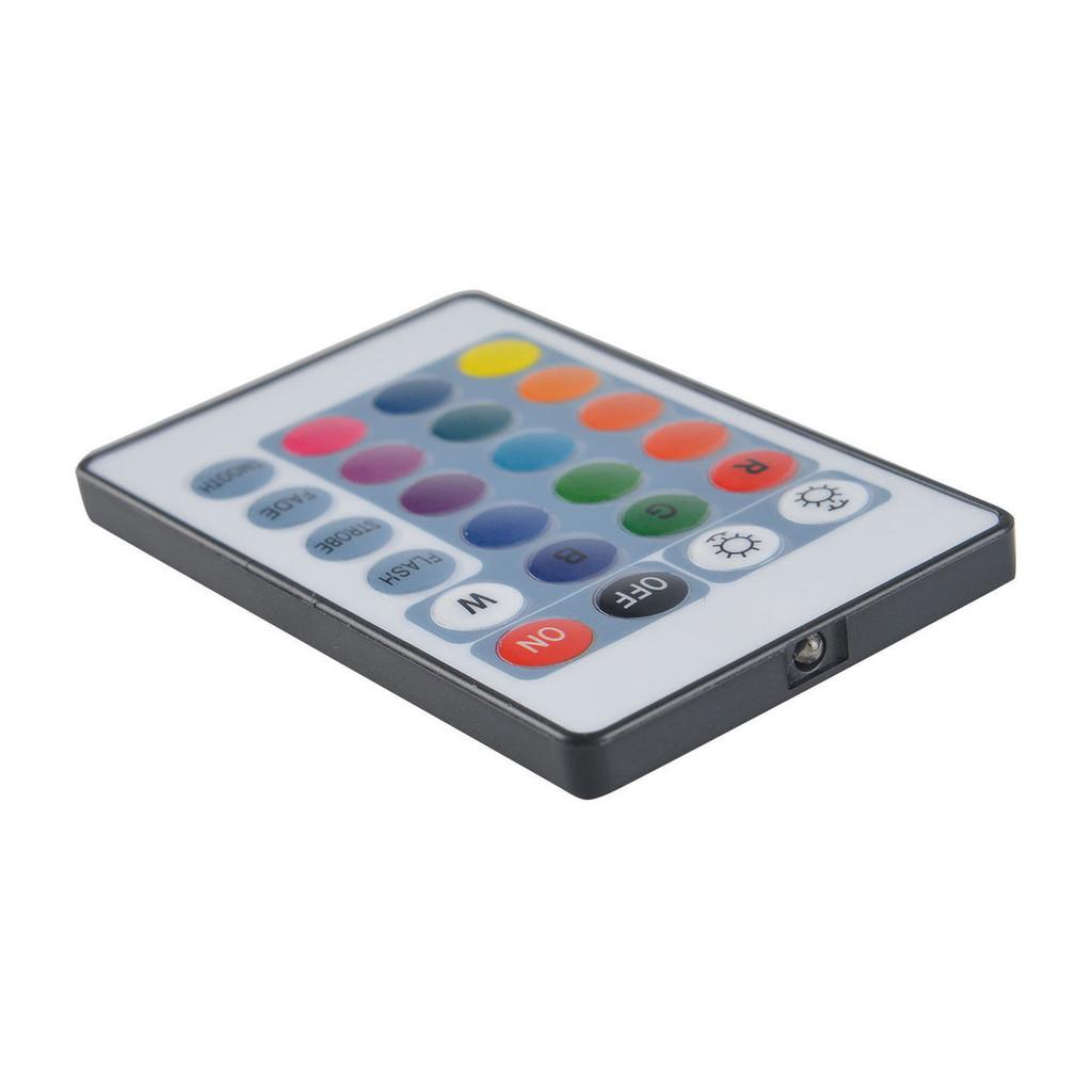 5M 5050 RGB SMD RGB LED Strip Light 40Key Power Supply IP65 WaterProof 1 x 24 Key IR Remote Control