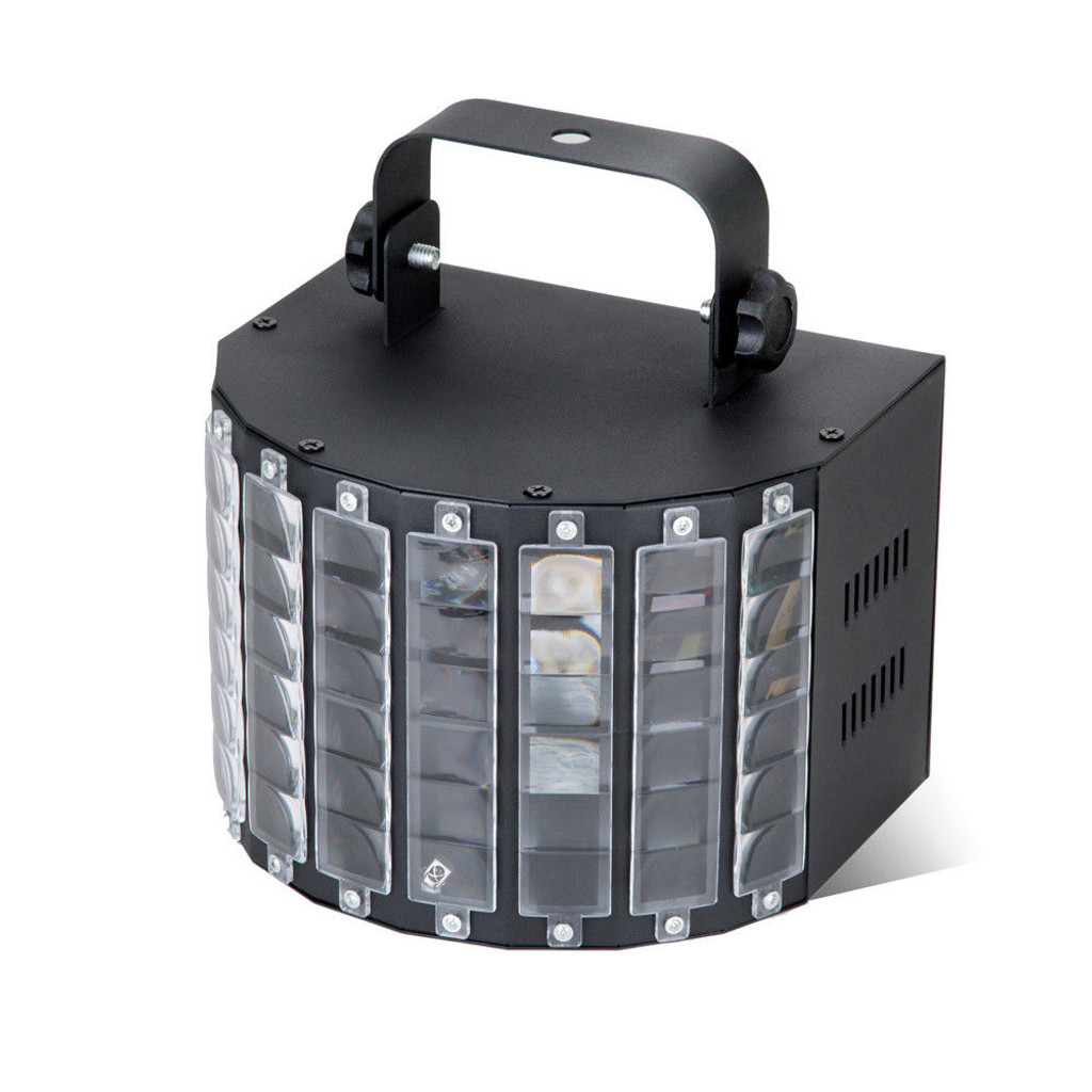 MOS Micro Derby 30W Sound Active Stage Lighting LED Light RGBW Effect