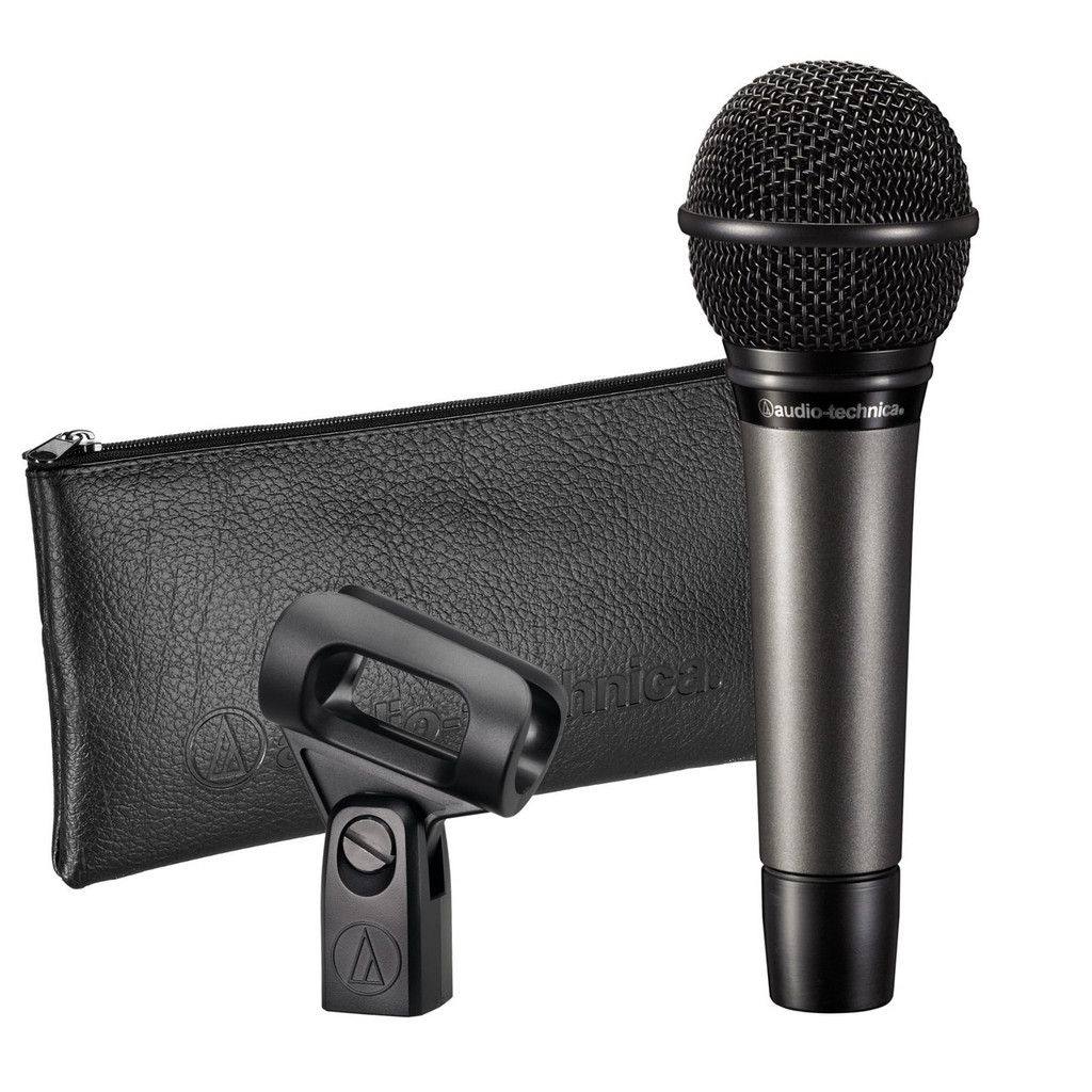 Audio Technica ATM510 Dynamic cardioid microphone for smooth, natural vocals