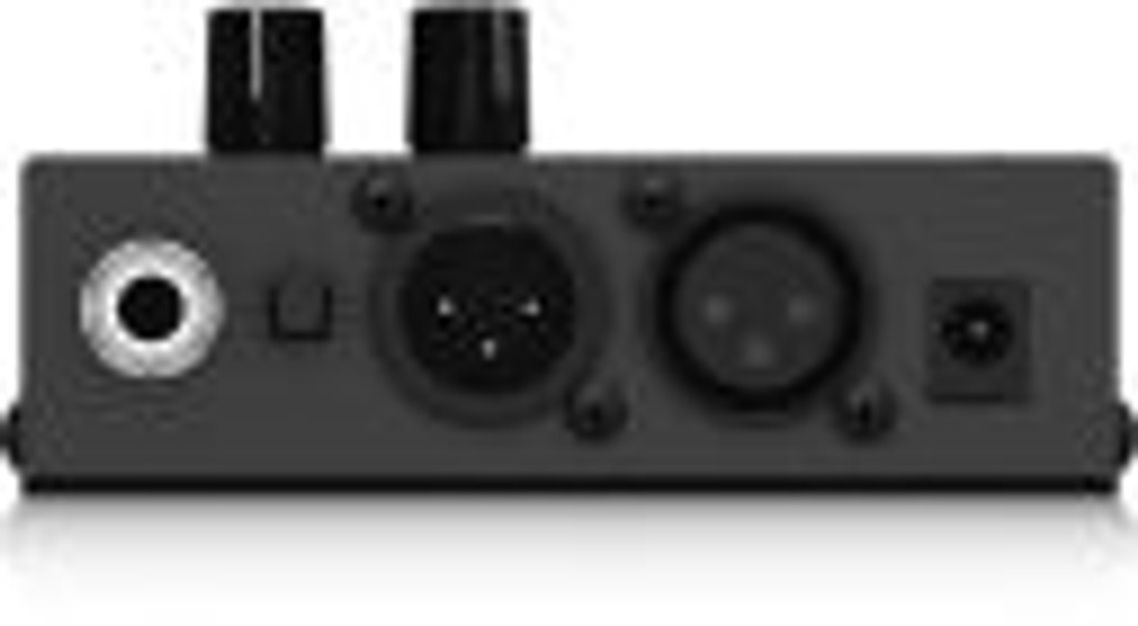 Behringer MA400 Headphone Monitor Amp with Microphone In