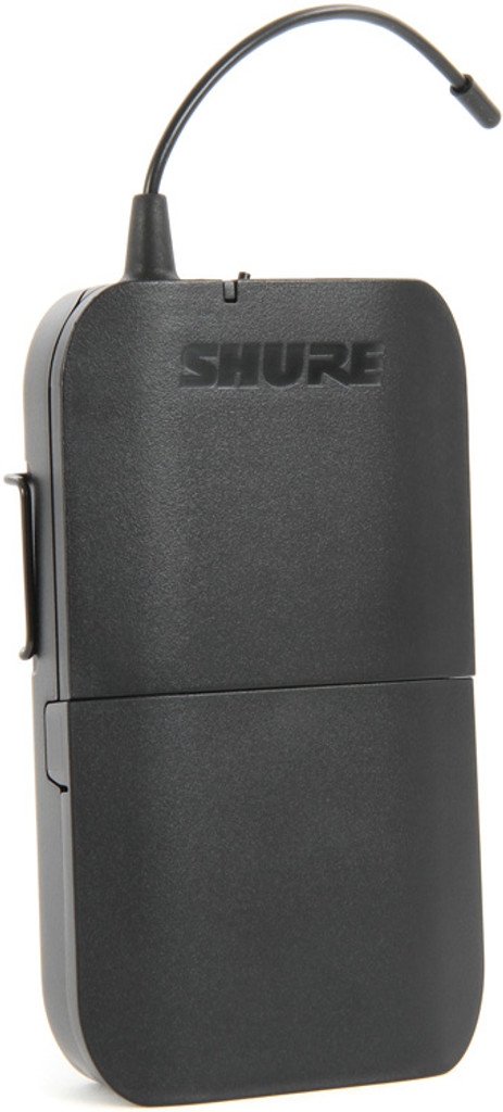 Shure BLX188 / CVL Dual Lapel Wireless System K14