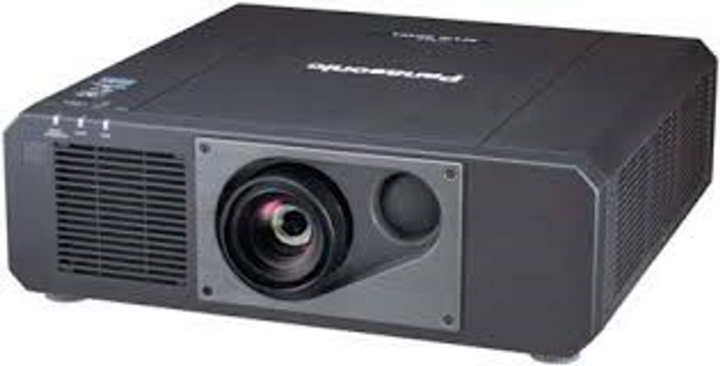 Panasonic PT-RZ570BA Laser LED Projector 5400 Lumens FULL HD