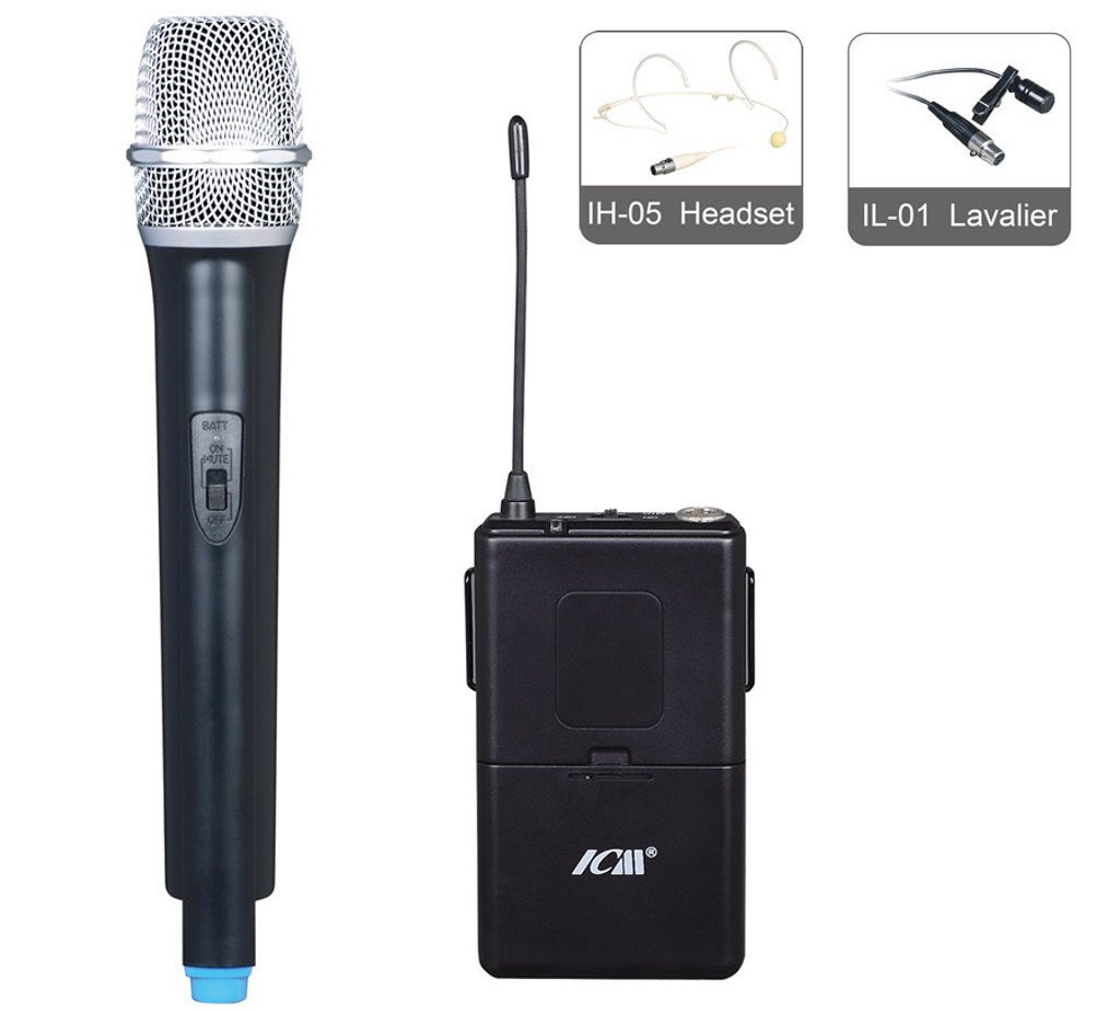 MOS IU-2071 UHF Wireless Handheld Microphone