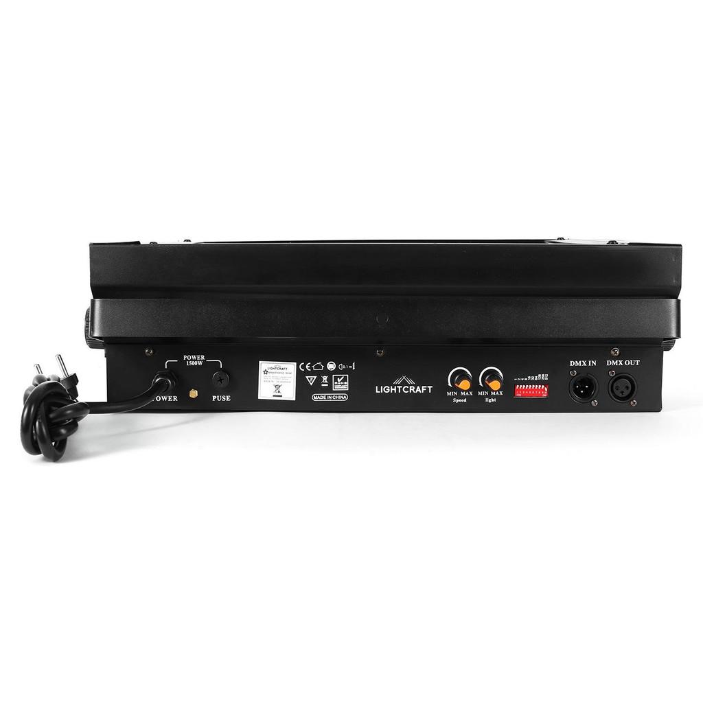 M.O.S SR02 DMX-512 1500 Watt Strobe