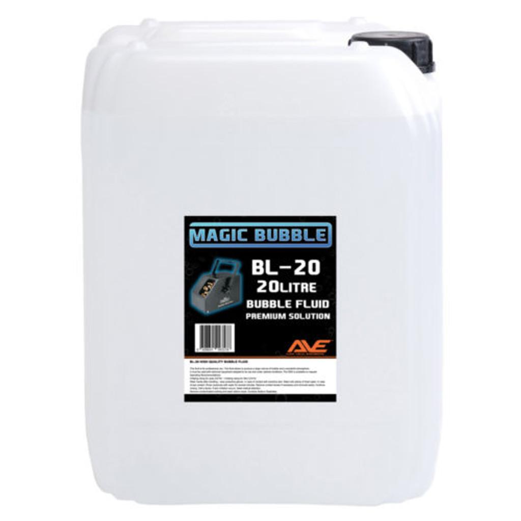 AVE BL-20 Bubble Fluid 20 Litre
