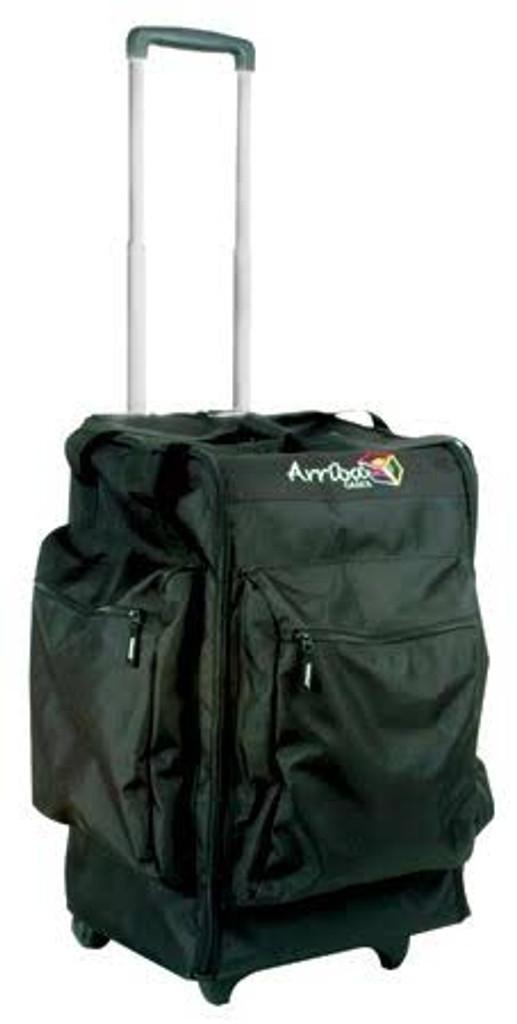 Arriba AC-165 Lighting Bag with Wheels and Handle