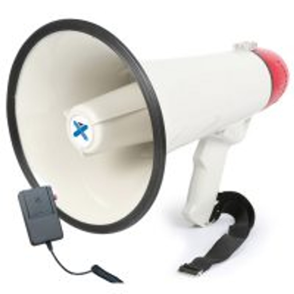 VONYX MEG040 40W Megaphone w/ Record and siren
