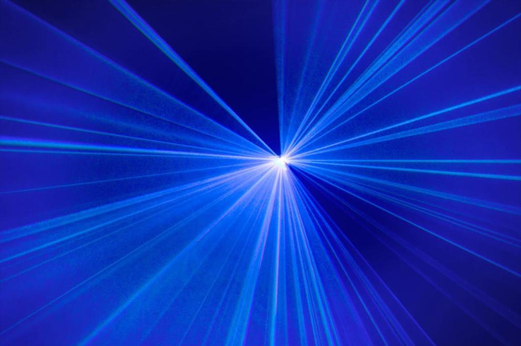 Laserworld EL-230RGB Coloured Laser Display System