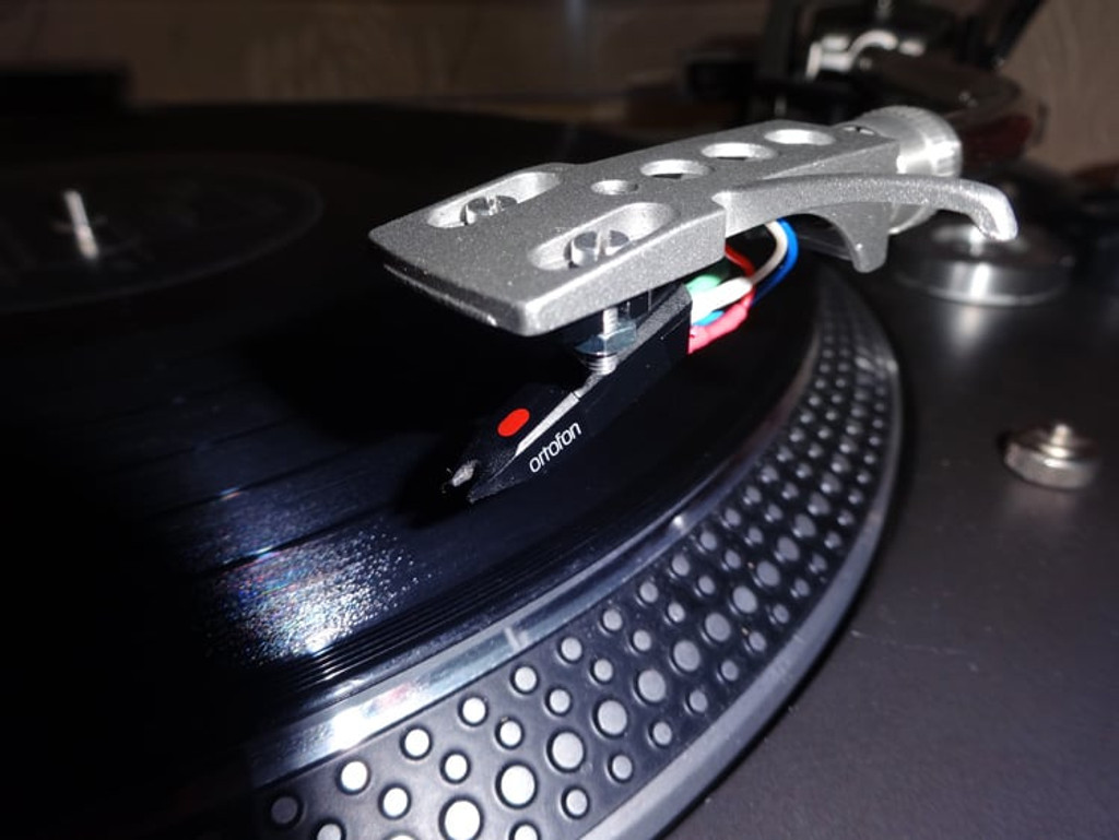Ortofon ProS-OM OM Pro S Cartridge and Stylus