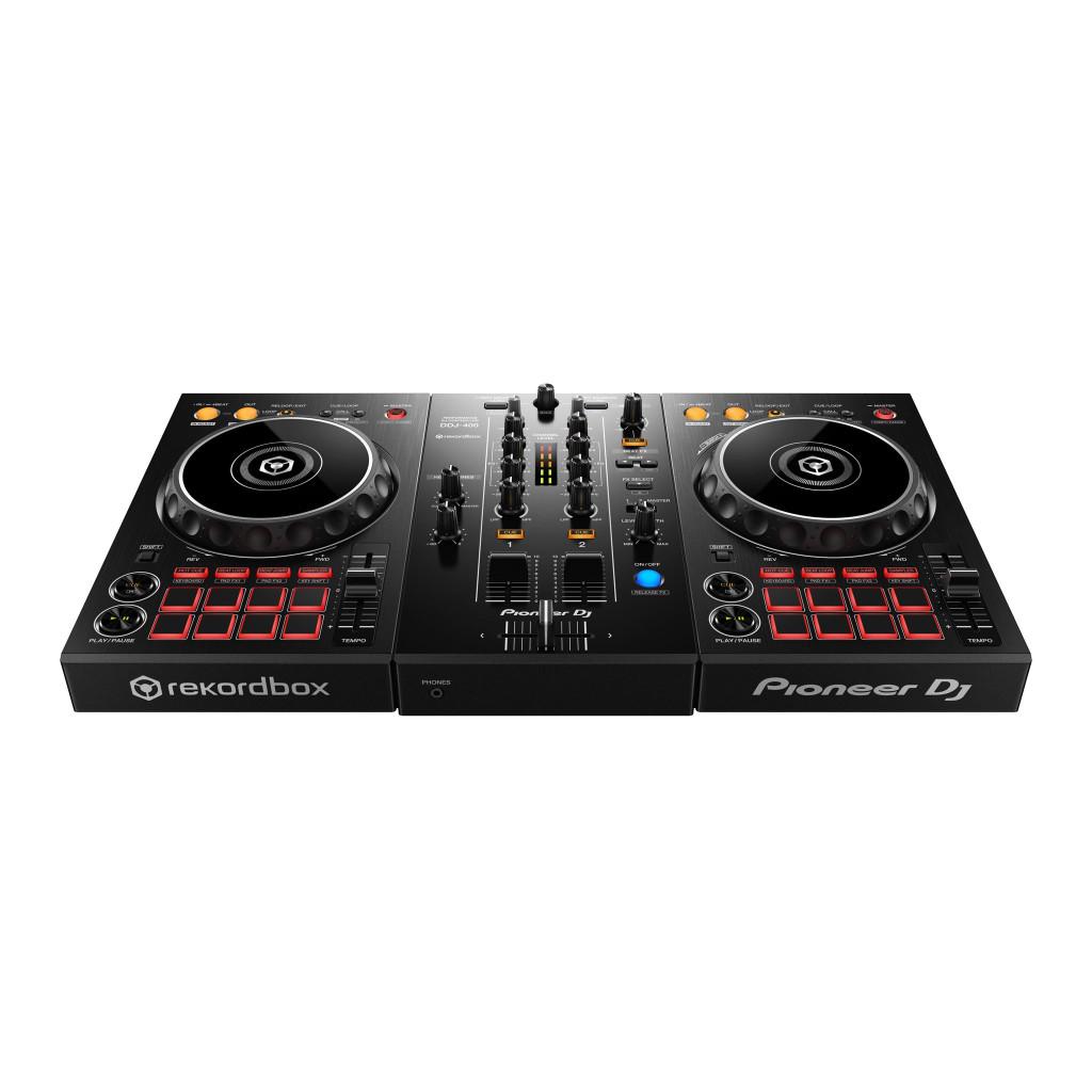 Pioneer DDJ 400 2 Channel Rekordbox DJ Controller