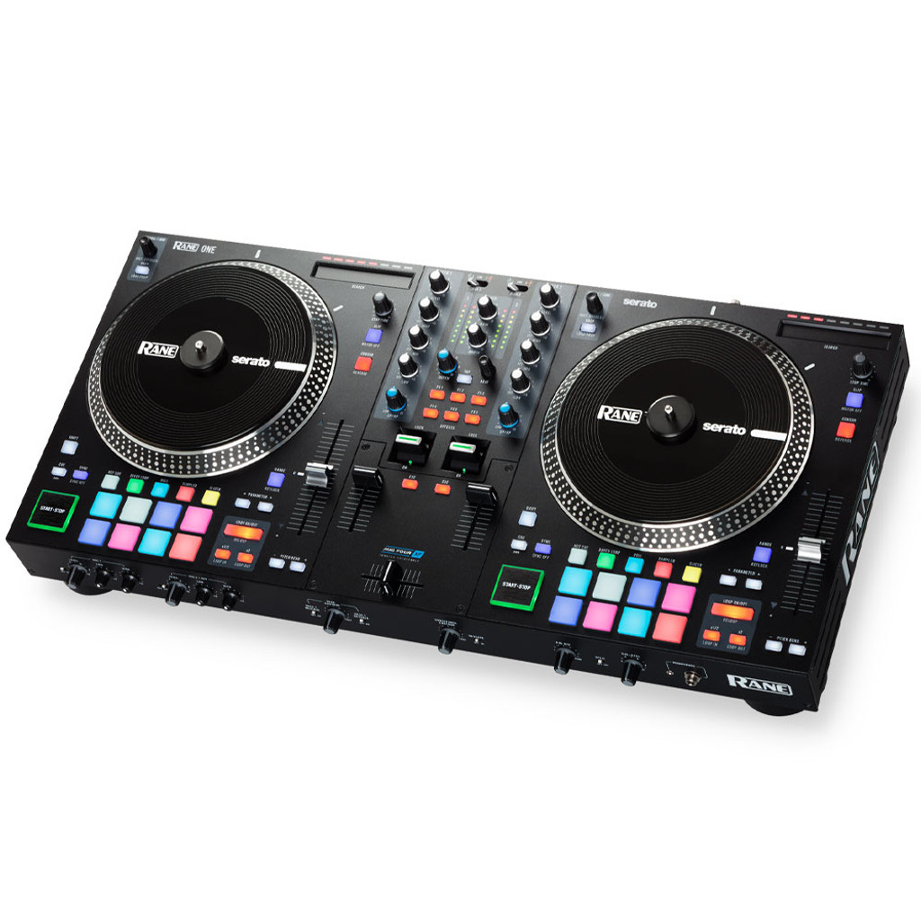 """Rane ONE Professional Motorised DJ Controller with 7"""" Platters"""