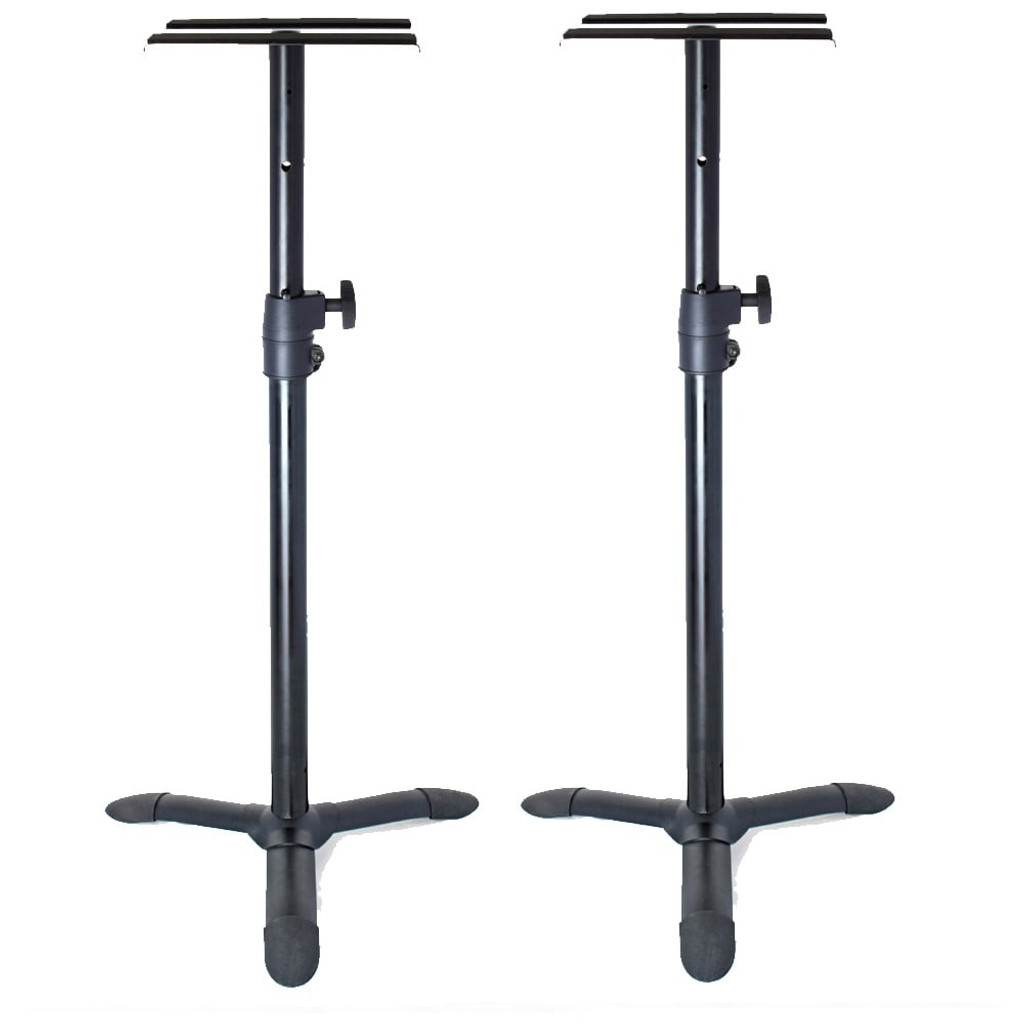 AVE Prostand SS110 Tripod Base Monitor Speaker Stand Pair