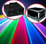 4500mW RGB Analog Laser DJ stage Light DMX512 ILDA 40K Full color
