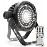 Beamz BS98 Strobo 98 LED Strobe Light with IR Remote
