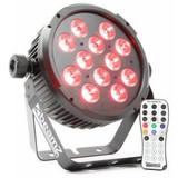 Beamz BT310 Slimline Quad LED Par Can