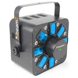 Beamz MultiAcis-III LED DJ Effect Light with Strobe and Laser