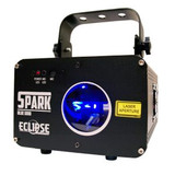 Eclipse Spark 1B Pattern Laser Blue