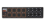 Akai LPD8 Ultra Portable Pad Controller with 8 Pads