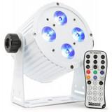 Beamz BAC404W Hex Colour LED Par Can – White