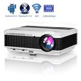 Home Entertainment Projector LED LCD HD WXGA 3600Lumen