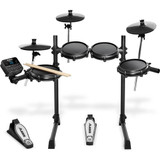 Alesis Turbo Mesh Kit Electronic Drum Heads Pedals