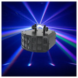 MOS  Fury RGBW 14 LED  Light Disco DJ Stage Lighting DMX