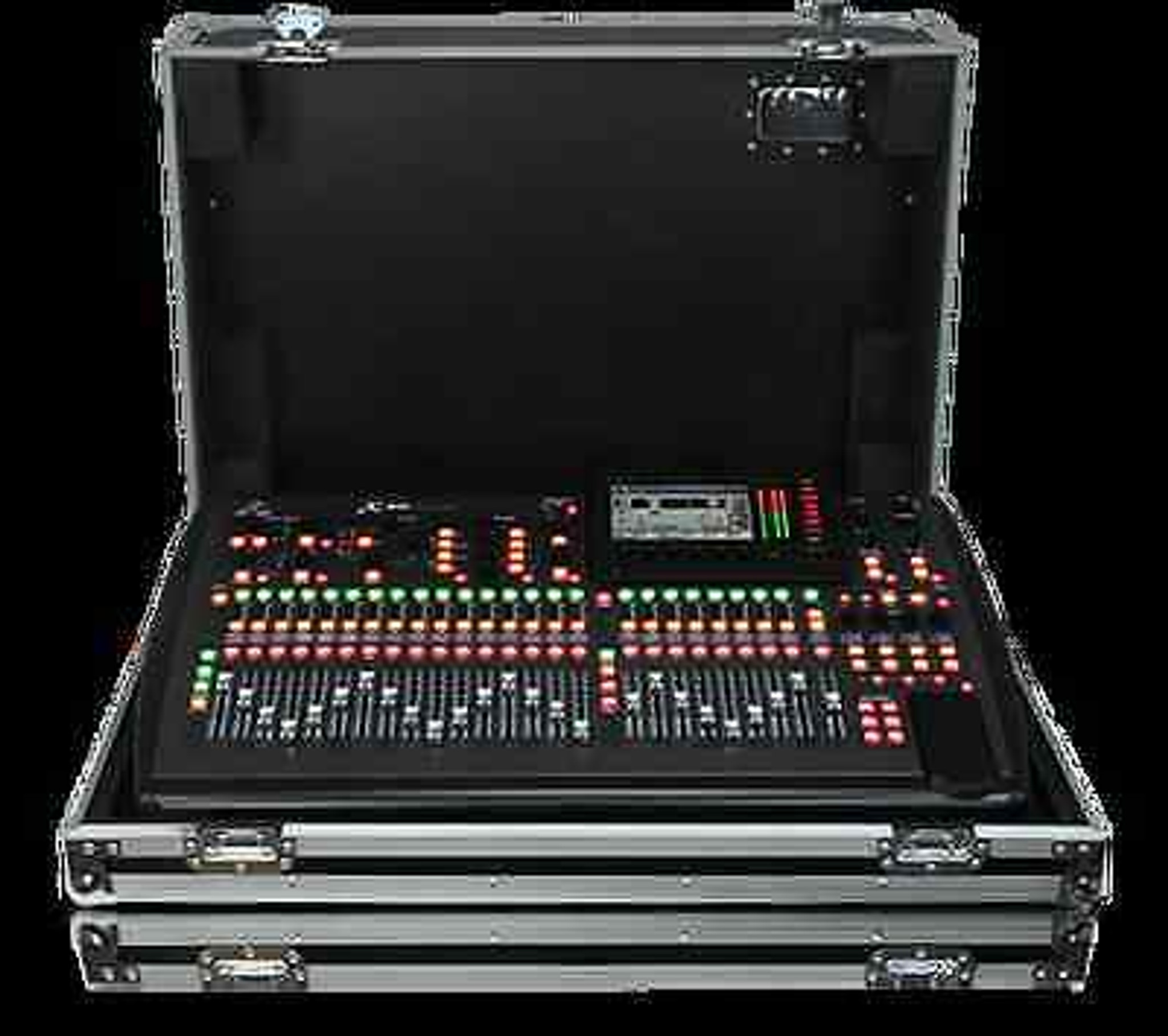 Behringer X32-TP Digital Mixing Console with Touring Grade Flight Case