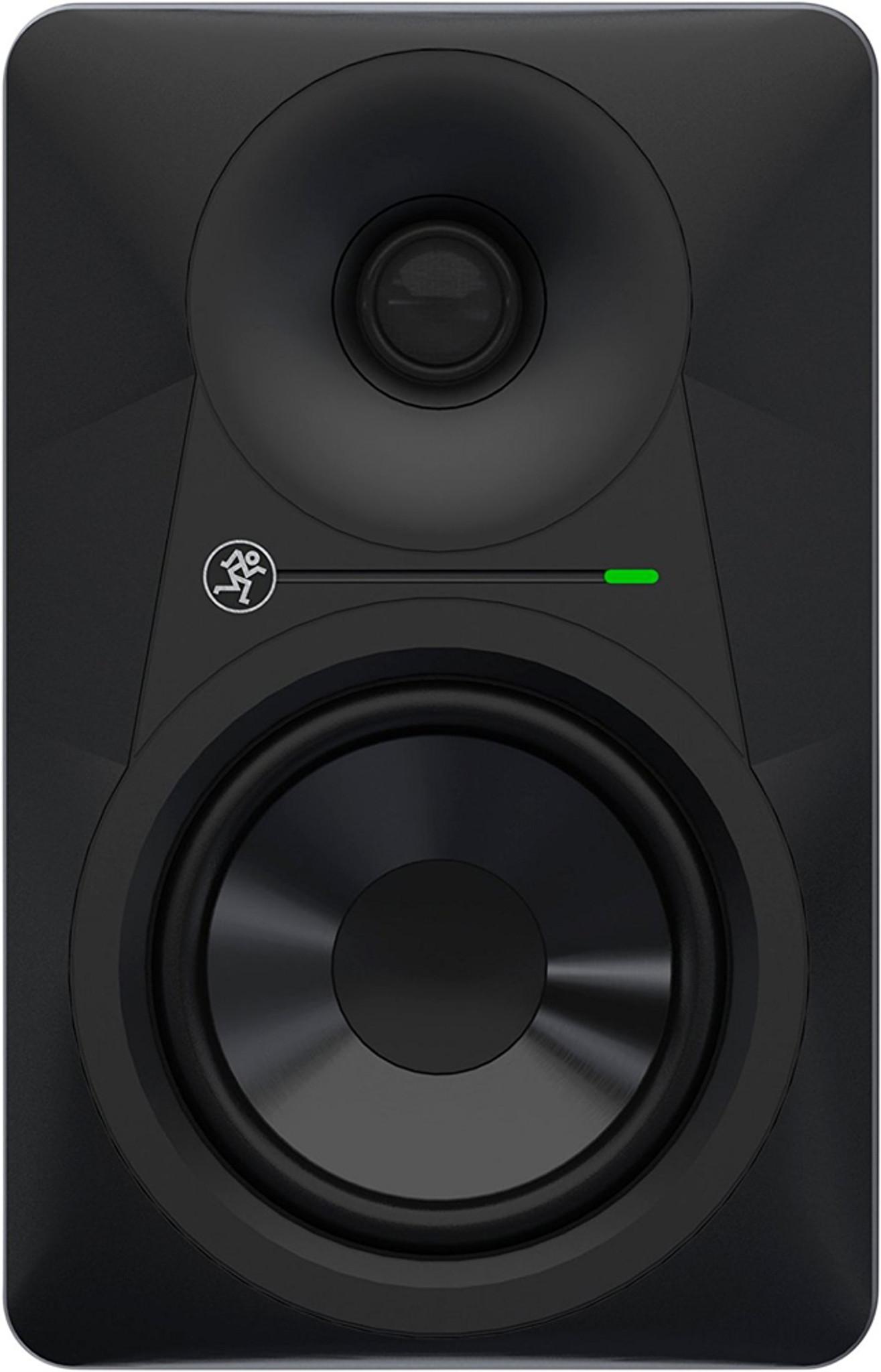 Pair Mackie MR524 5 inch Active Studio Monitors NEW