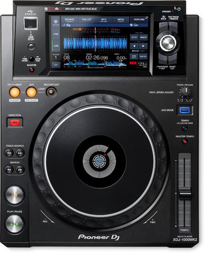 Pioneer XDJ1000mk2