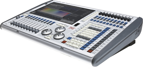 Titan 9.1 tiger touch Dmx controller Stage lighting console 12 port 6144ch